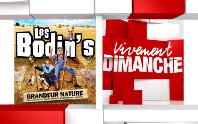 Actus Vivement Dimanche 71 Les Bodin's