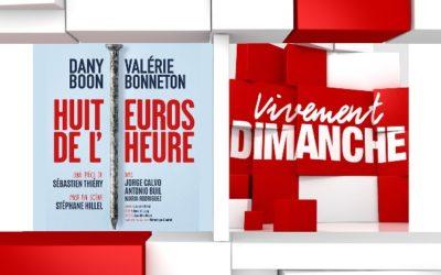 Chroniques  et hommage Vivement Dimanche du 12/04/2020 Rediff. Dany Boon