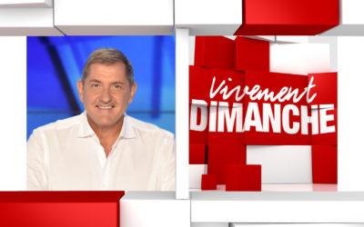 Chroniques et humour Vivement Dimanche du 08/12/2019 Yves Calvi