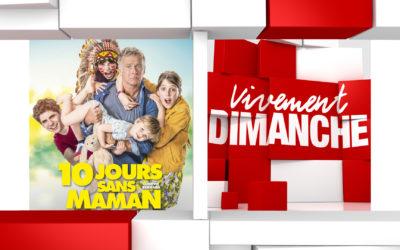 Actus Vivement Dimanche du 16/02/2020 Franck Dubosc