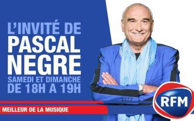 Michel invité de Pascal Nègre, dans «L'invité de Pascal Nègre» sur RFM