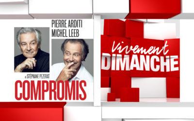 Chroniques et de l'humour Vivement Dimanche du 08/09/2019