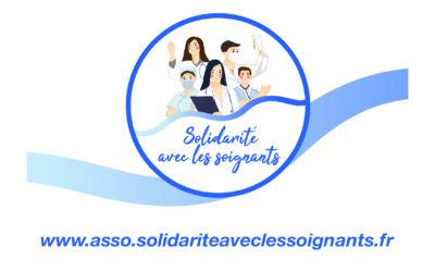 Association Solidarité avec les soignants