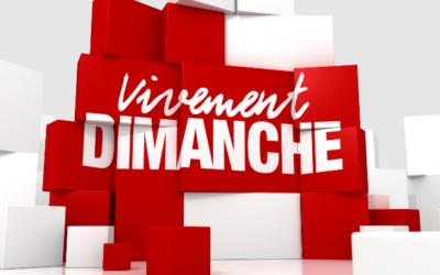 Actus Vivement Dimanche 74 Claude Lelouch et Valérie Perrin