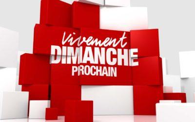 Actus Vivement Dimanche Prochain du 03/11/2019