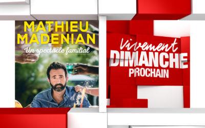 Souvenirs et humour avec Mathieu Madénian