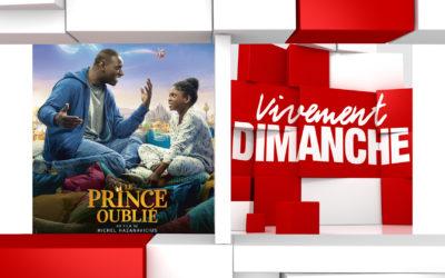 Chroniques Vivement Dimanche du 09/02/2020 Omar Sy