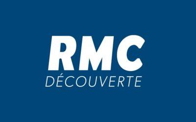 Michel invité de François Allain dans «Vintage Mécanic» sur RMC Découverte