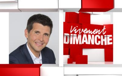 Chroniques Vivement Dimanche du 17/11/2019 Thomas Sotto