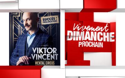 Actus Vivement Dimanche Prochain 77 Viktor Vincent